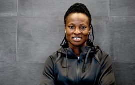 Perpetua Nkwocha tips Falcons for AWCON18 title defence