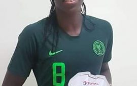 AWCON 2018: The team comes first, Oshoala insists