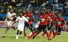 Lobi Stars, Rangers begin continental hostilities