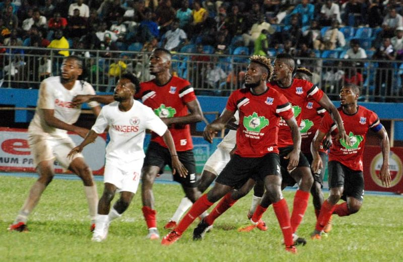 Lobi Stars, Rangers begin continental hostilities