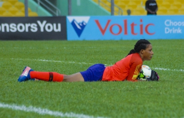 AWCON 2018: Saving penalties is my gift – Tochukwu Oluehi