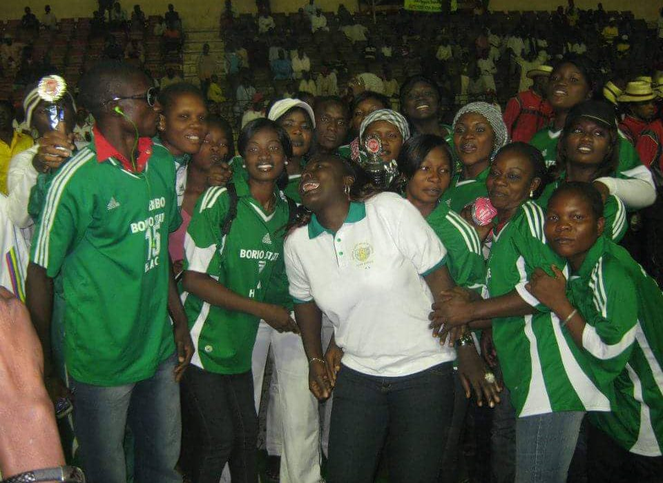 Handball: Mohammed to revive Topline Sparrows