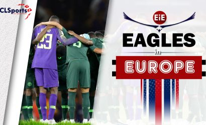 EiE: Super Eagles players caged in Europe