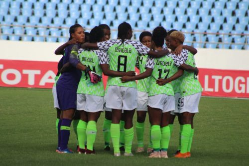 France 2019: Super Falcons for Cyprus Women's Cup