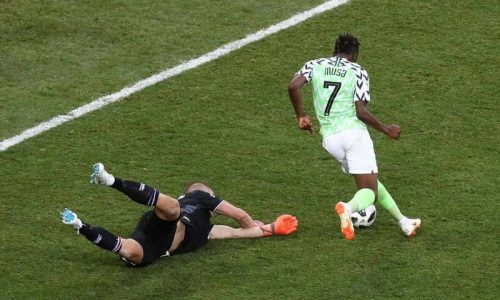 2018: Another World Cup year, another Ahmed Musa show