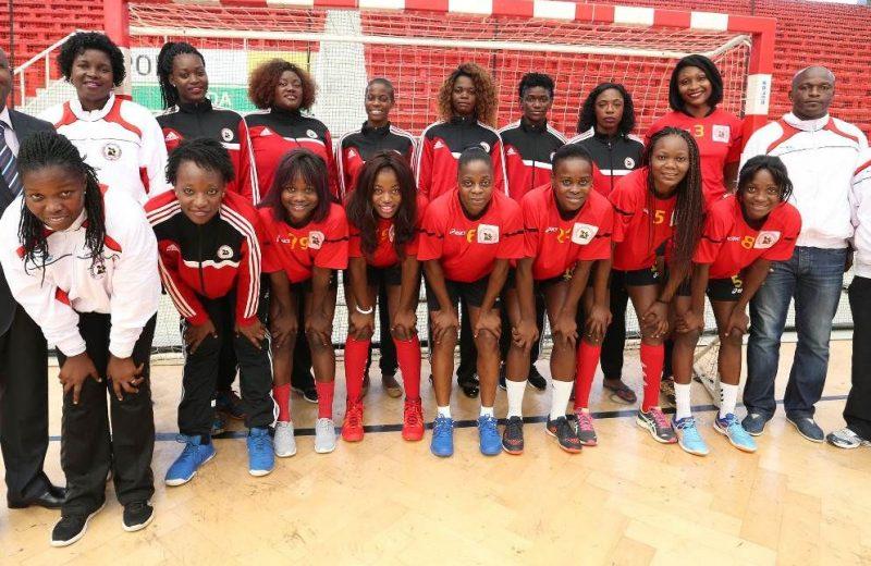 Angola wins Africa Women's Handball Championships