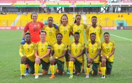AWCON 2018: Banyana Banyana the team of the tournament