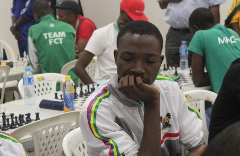 Interview: Akintoye dumps Law practise for Chess