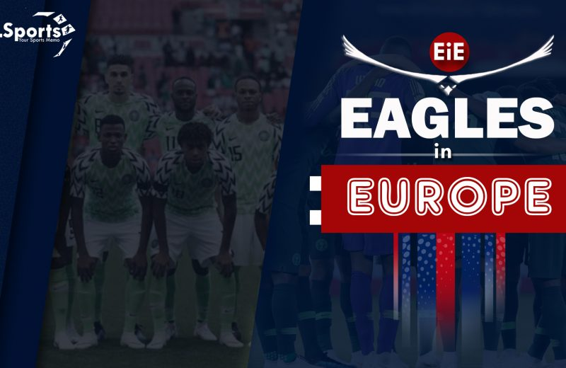EiE: Mikel, Onyekuru on target, Etebo named Stoke City best