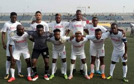 TotalCAFCC: Unlucky Rangers exit tournament after loss to Sfaxien