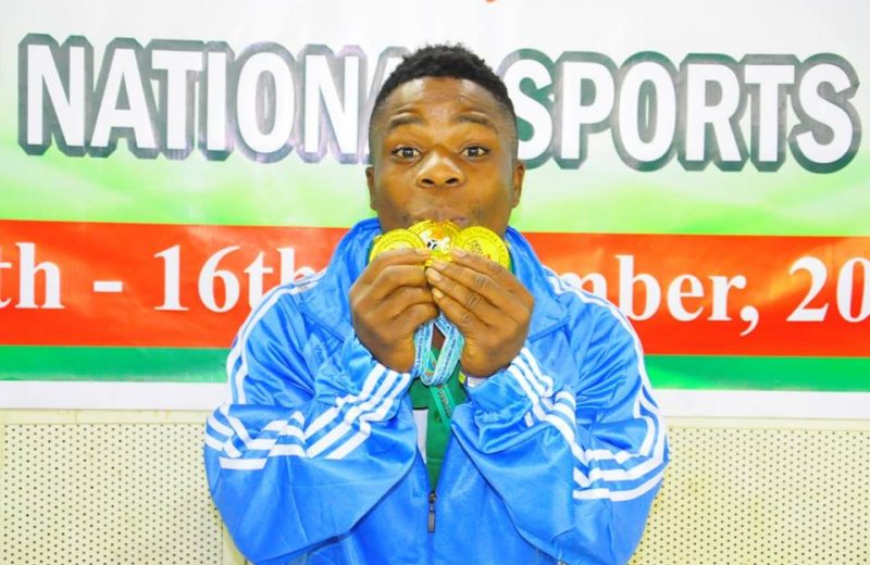 W/lifting: I am ready for the All Africa Games says Agboro