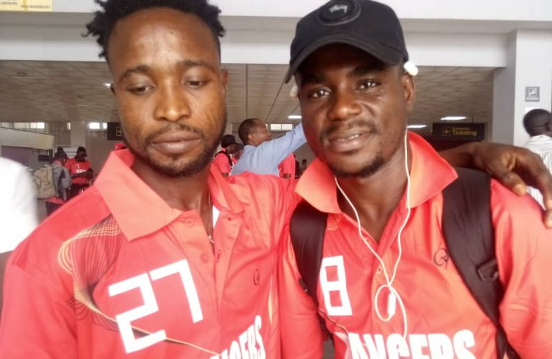 CAFCC: Rangers will go through, assures Kelvin Itoya