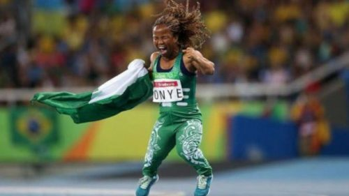 NSF: Onye to compete for the first time since Rio