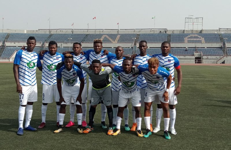 CAFCL: Lobi Stars arrive Enugu for Sundowns clash