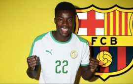 Senegal's Moussa Wague promoted to Barca main team