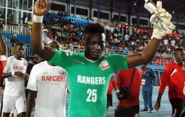 CAFCC: Rangers' Nana Bonsu sure of victory