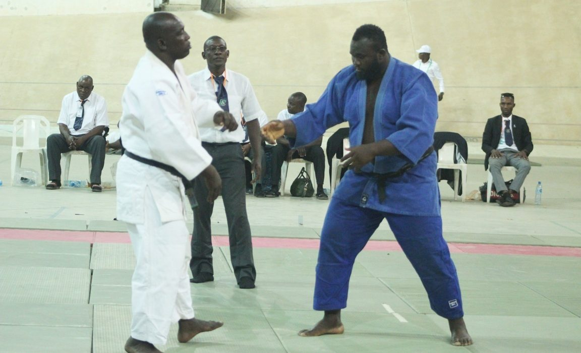 Judo: Joseph ready for 2019 All African Games action
