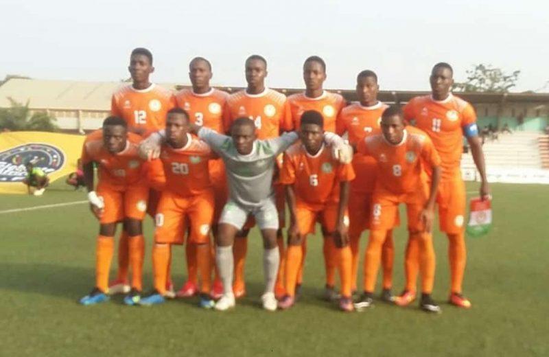 UFOABU20: Niger hold wasteful Flying Eagles, qualify for semis