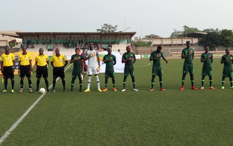 U20 AFCON draws: Flying Eagles to face hosts Niger, two others