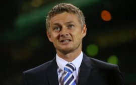 PL: United confirm Solskjaer as caretaker manager