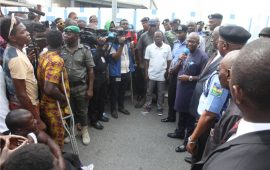 NSF: Rivers state athletes yet to be given allowances