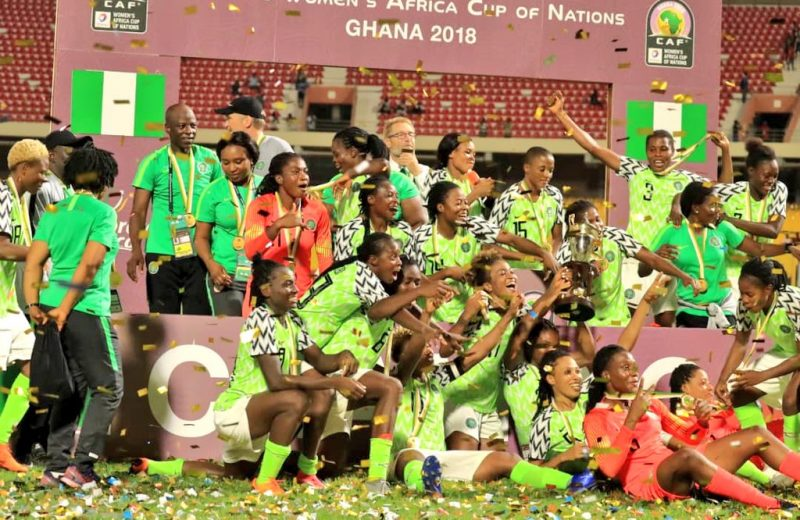 FIFA Ranking: Falcons rise, maintain top spot in Africa
