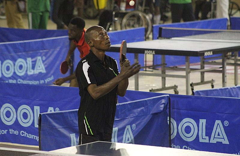 NSF: 59 year old stops Oshonaike, Toriola in T/Tennis mixed doubles