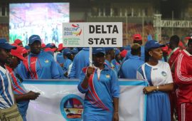 NSF: Give us our money – athletes to Delta Sports Commission