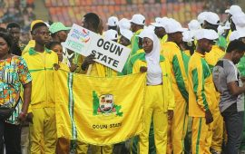 NSF: Gov Amosun sets up panel on stranded Ogun athletes