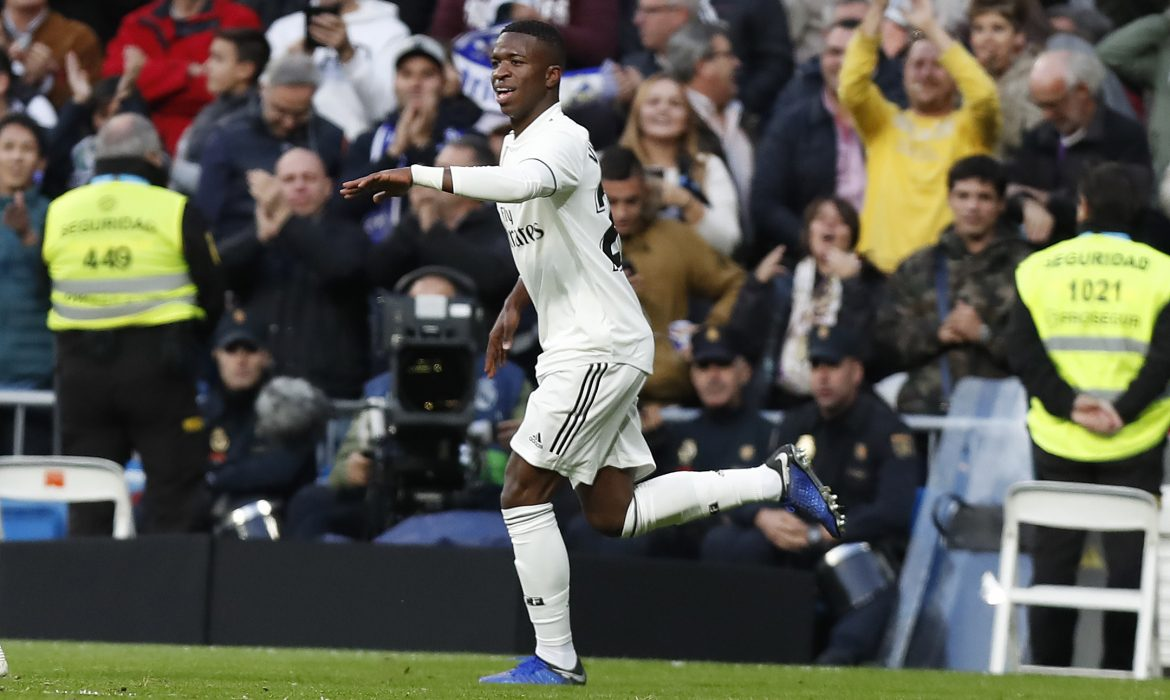 LaLiga: Real Madrid's Vinicius Jr's journey from Flamengo to stardom