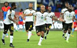Ghana, Kenya qualify for 2019 Africa Cup of Nations