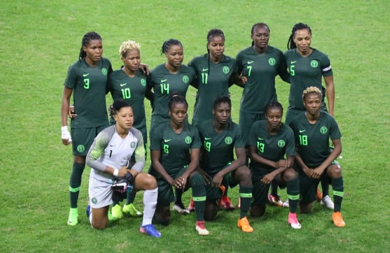 France 2019: Super Falcons defeat Romania in Wuhua