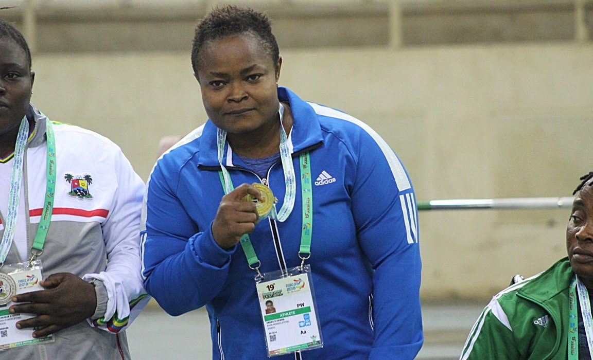 Powerlifting: I am ready for the Int'l Championship – Okpala