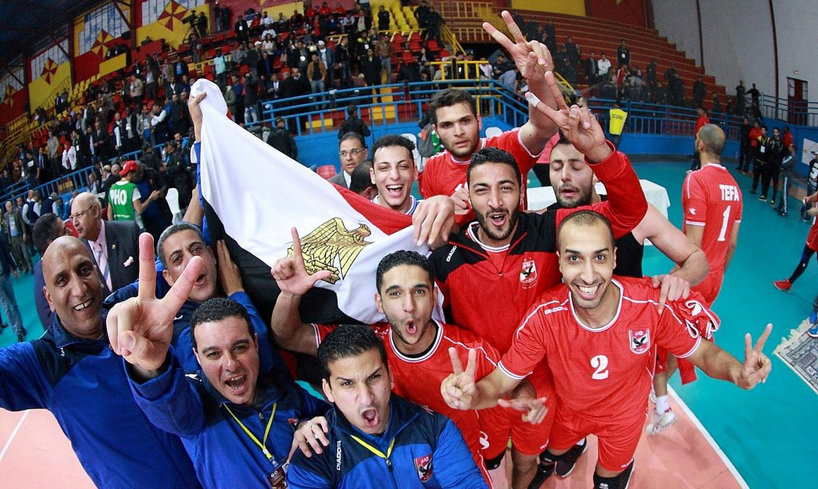 Ahly to double host the Men's African Club Championship