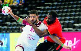 Slow start for African teams at World Men's Handball Ch'ship