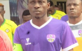 MFM Vs Rangers: Opara confident of curbing Aguda
