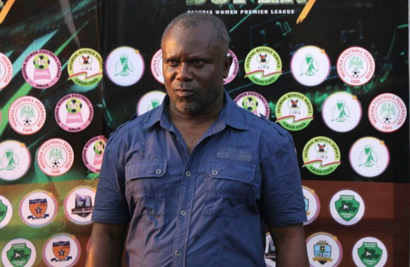 NWFL Super 4: Danjuma excited with win ready for Bayelsa Queens