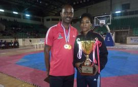 Nigeria Int'l Open: Nwosu not intimidated by foreign opponents