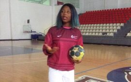 Idahosa outlines challenges facing Handball in Nigeria
