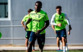 LaLiga: Moses Simon returns to Levante training