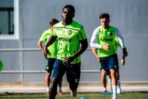 LaLiga: Moses Simon returns to Levante training