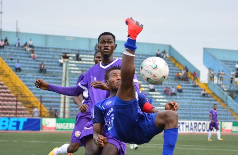 NPFL: Two away wins, three draws headline Match Day 5