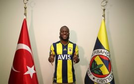 Victor Moses joins Fenerbahce on loan till 2020