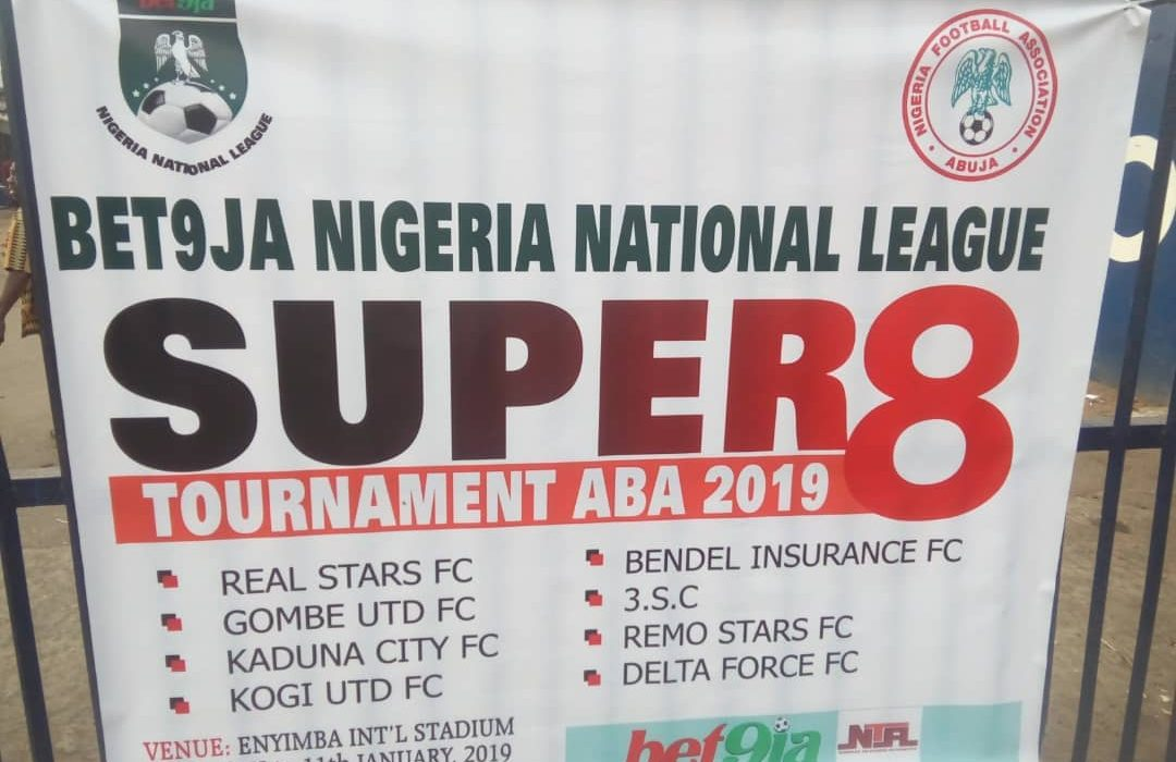 NNL Super8: final group games must hold simultaneously