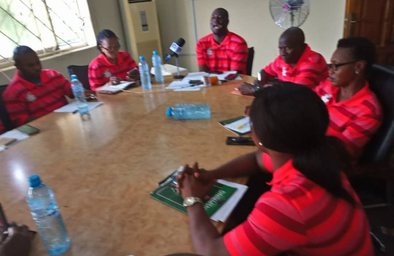 Oyedeji leads Nigerian Olympians Association meeting in Lagos