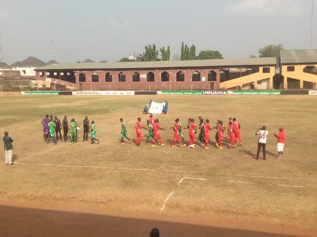 NPFL Wrap: Udube wins first ever game as Go Round shock Warriors