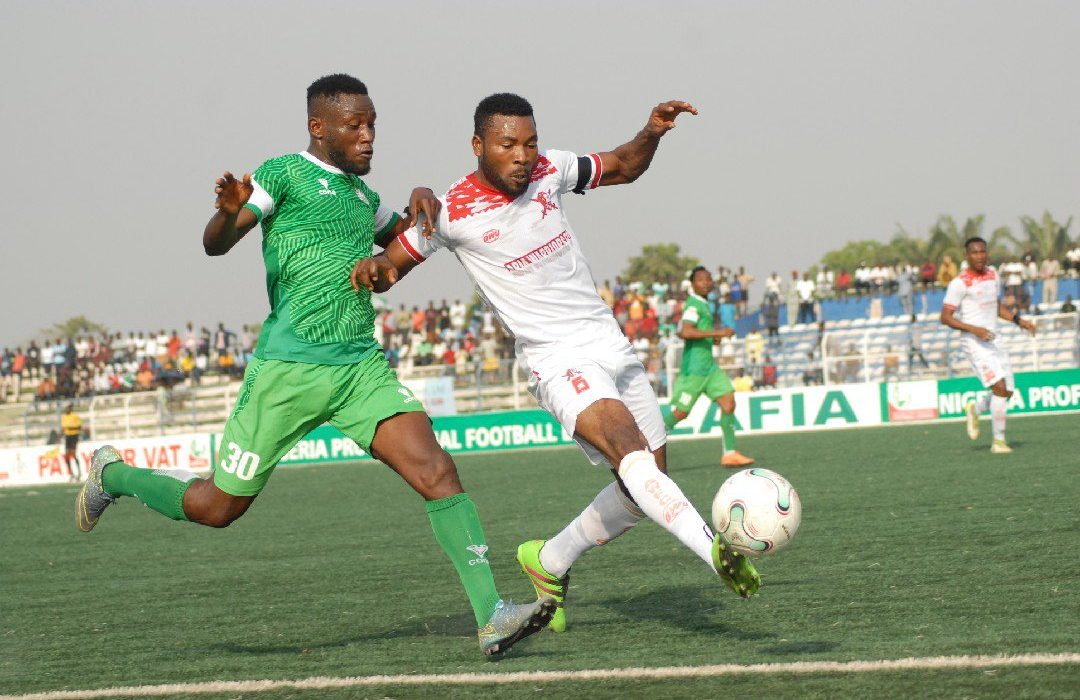 NPFL Wrap: Akwa United stunned, Enyimba cruise