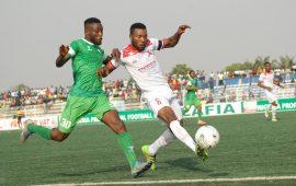 NPFL Wrap: Akwa United stunned, Enyimba cruise