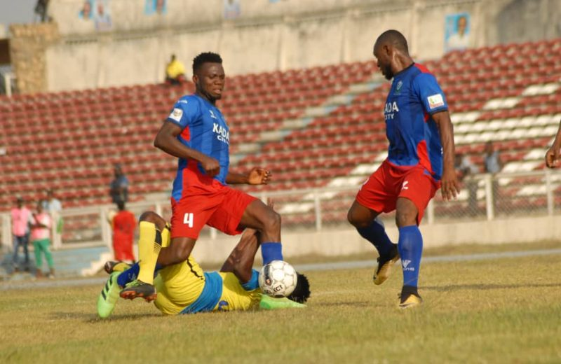 NPFL19: Heartland stun Nasarawa in Lafia, away teams get more joy