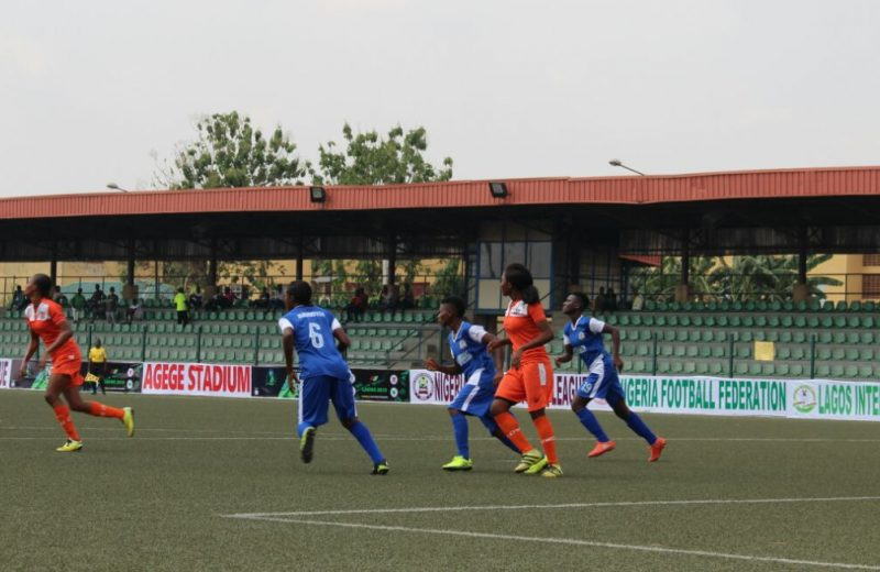 NWFL Super 4: Nasarawa Amazons set up Bayelsa Queens clash